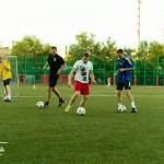 Тренировки по футболу упражнения