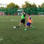 футбольные тренировки финты