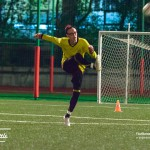 Любительские тренировки по футболу