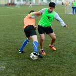 Любительский футбол: тренировки