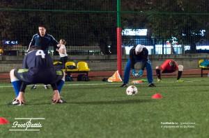Вакансии футбол