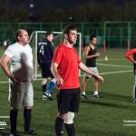 занятия футболом в Москве