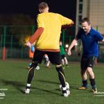 Индивидуальные занятия футболом